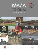Cover, SPAFA Journal (2017-2019)